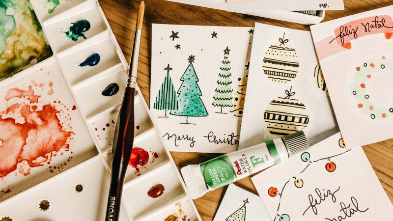 DIY : Fabriquer sa déco de Noël en moins de 15 jours