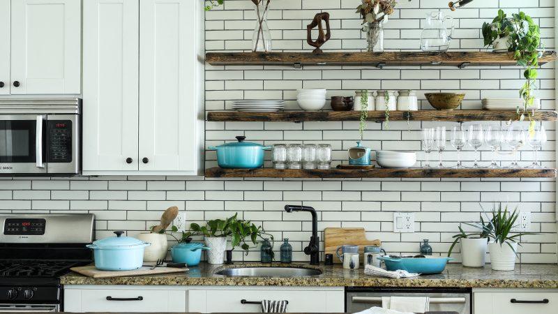 Comment relooker ses meubles de cuisine ?