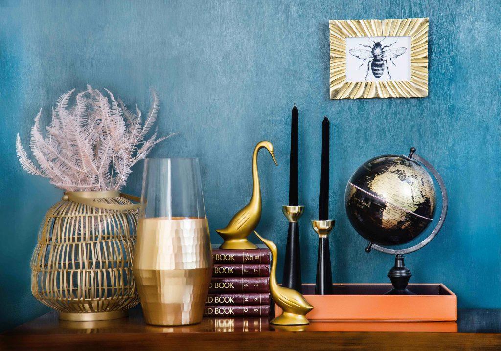 Bibelots et objets de décoration
