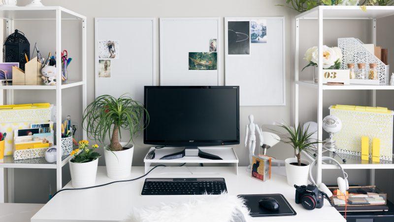 Comment décorer son espace de travail ?